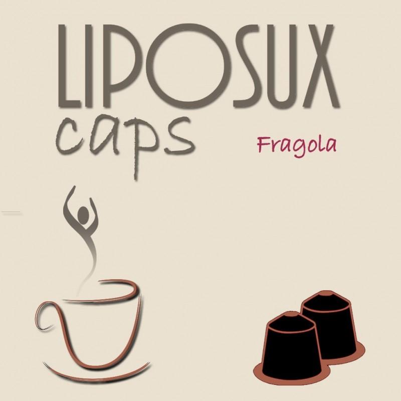 Capsule caffè - gusto Fragola (compatibili con le macchine Nescafé, DolceGusto e sue simili)