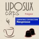 Capsule caffè - gusto Panna e Fragola (compatibili con macchine Nespresso)