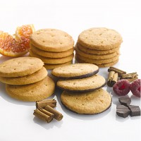 Cookie con Scorze d'Arancia
